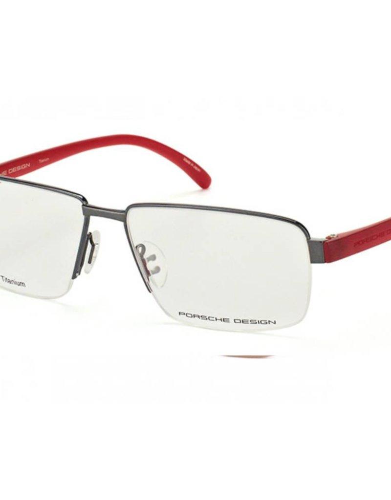 Porsche Design Porsche Design - P'8272 D Titanium/Red