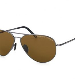 Porsche Design Porsche Design - P'8508 B Dark Gray/Brown Titan