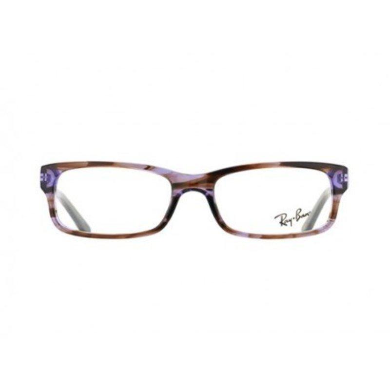 Ray-Ban Ray-Ban - RX 5187 5165 Violett-Havanna/ Braun