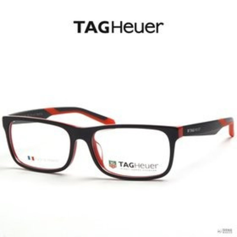 TAGHeuer TAG Heuer - TH 0551 002 Shiny Black Red