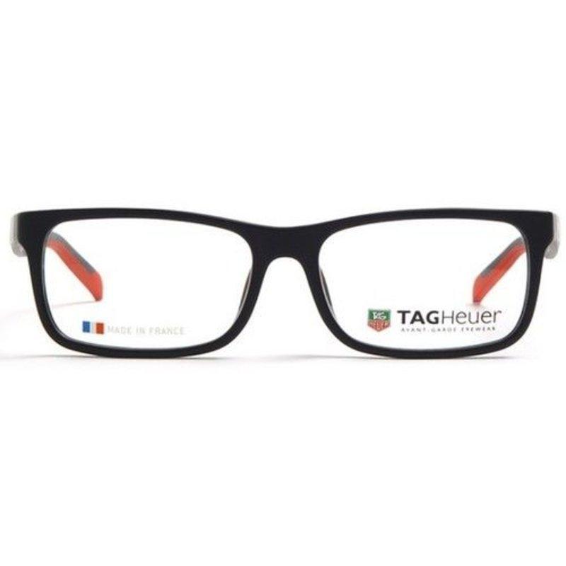 TAGHeuer TAG Heuer - TH 0551 005 Matt Black Red