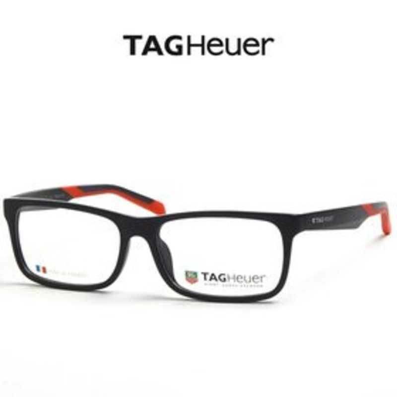 TAGHeuer TAG Heuer - TH 551 005 Matt Black Red