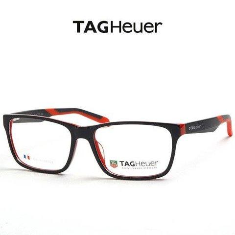 TAG Heuer - TH 0552 002 Shiny Black Red