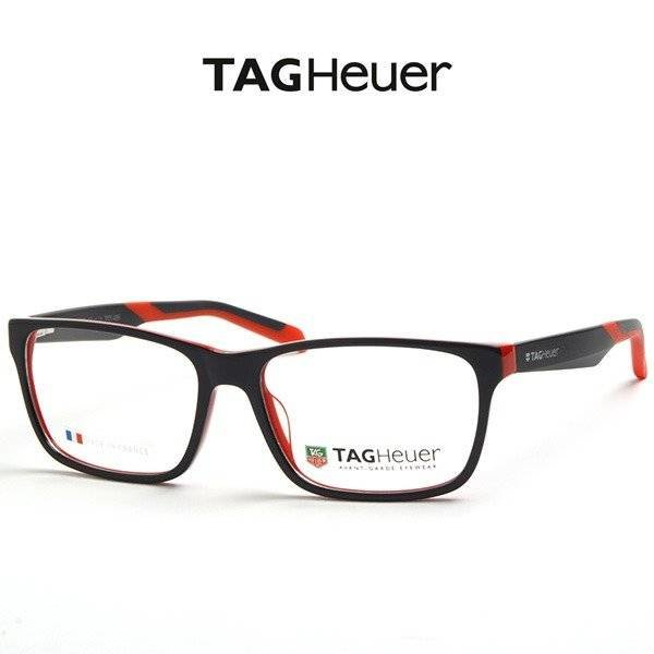 TAGHeuer TAG Heuer - TH 0552 002 Shiny Black Red