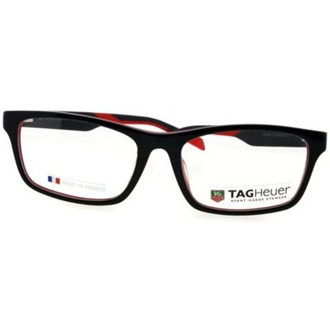 TAG Heuer - TH 0555 002 Black Red