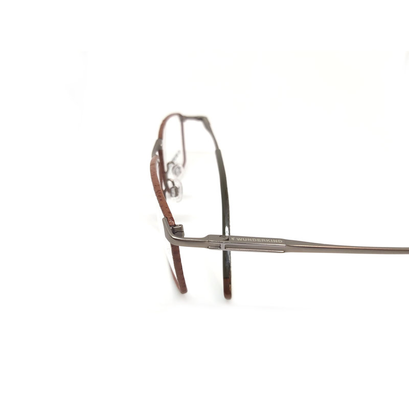 Wunderkind by Wolfgang Joop Wunderkind - WK 5025 C1 Brown Leather/Light Gun