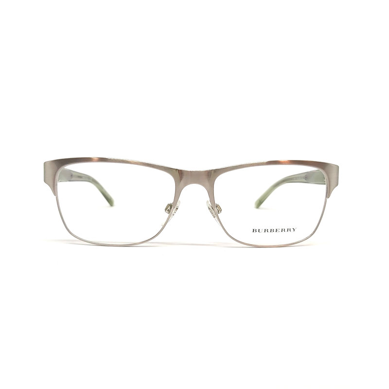 Burberry Burberry - BE 1289 1166 Silver/Transparent Green