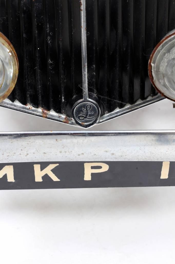 Originele pedaal auto Lines Bros London Triang