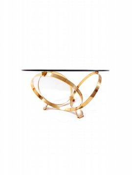 Brass coffee-table Knut Hesterberg
