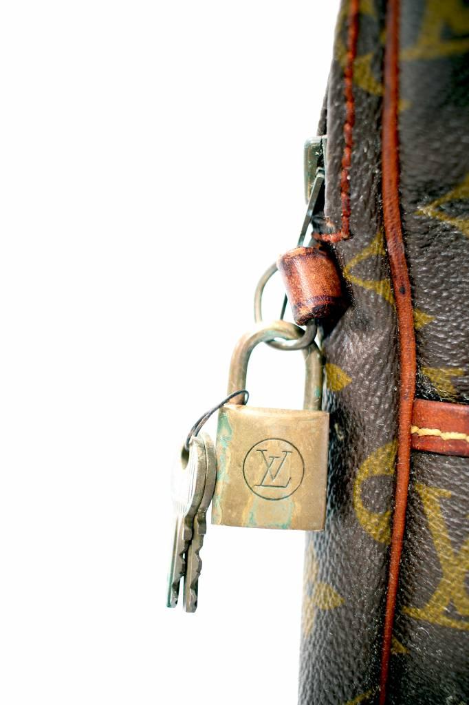 Originele Louis Vuitton vintage goltftas