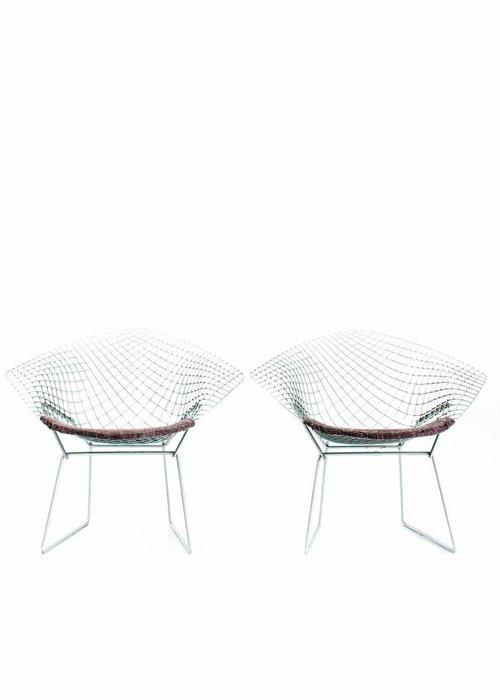 Knoll Bertoia bijzet stoelen