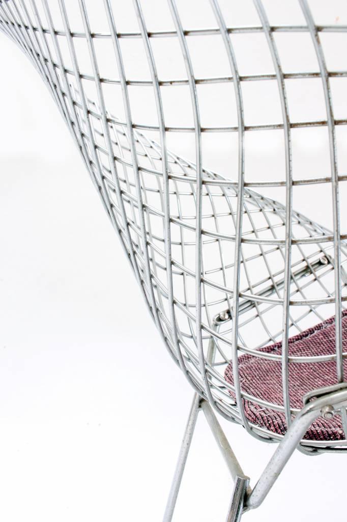 Knoll KNOLL DIAMOND CHAIR BY HARRY BERTOIA