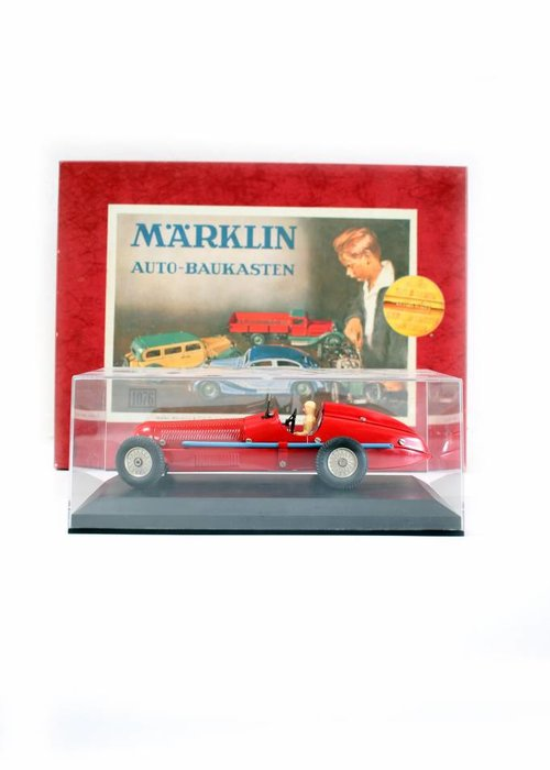 Marklin Mercedes race car