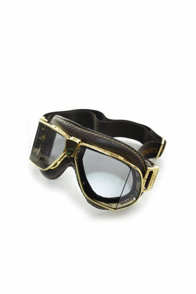 Nieuw Louis Vuitton old-timer glasses - WAUWSHOP Belgium RS-38