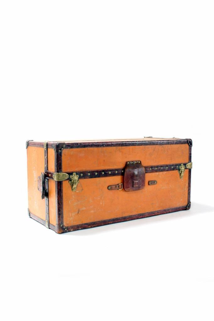 Louis Vuitton Old Louis Vuitton travel suitcase