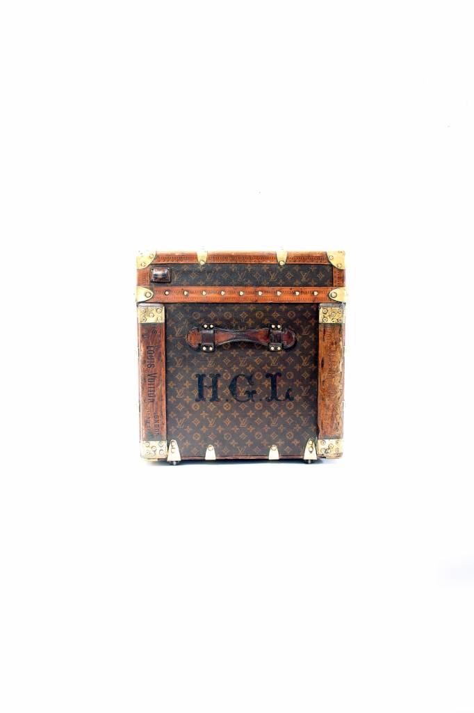 Louis Vuitton Old Louis Vuitton travel suitcase 1920