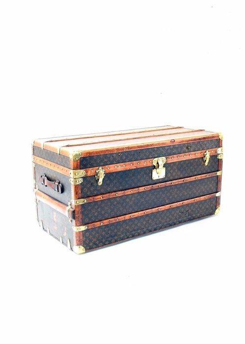 Louis Vuitton travel suitcase 1920