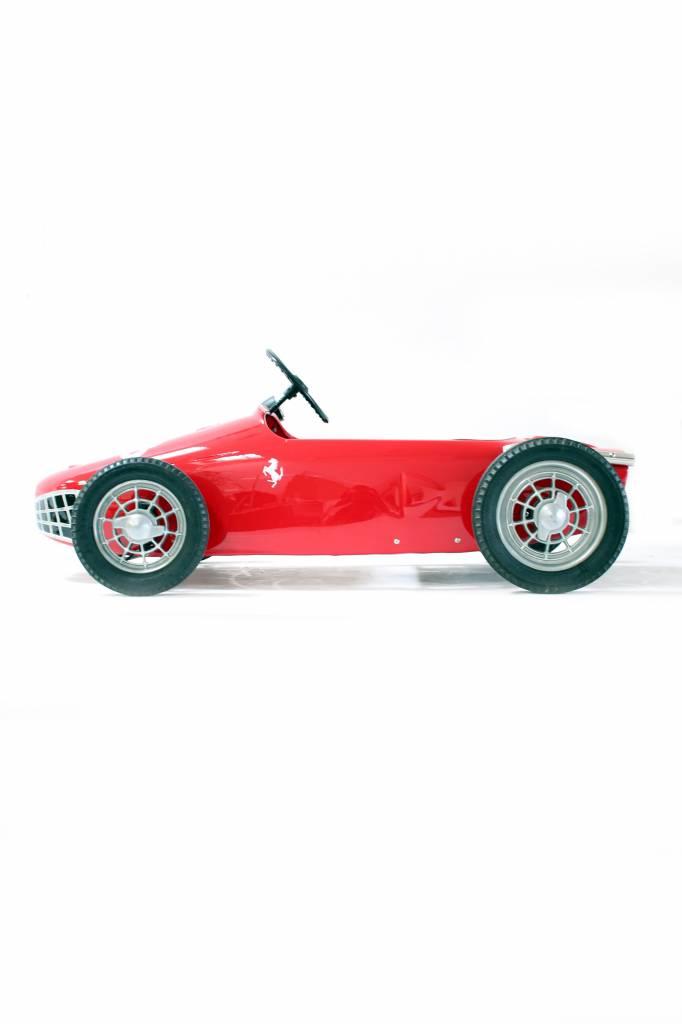 Vintage Ferrari pedalcar 1961 sharknose