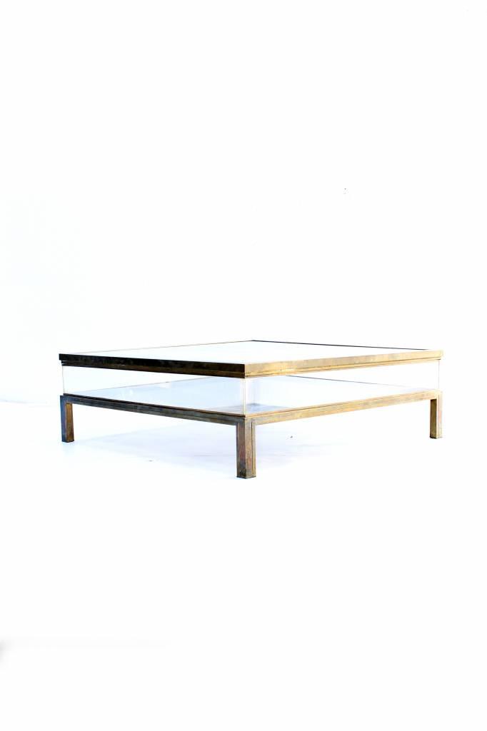 Sliding coffee table Maison Charles