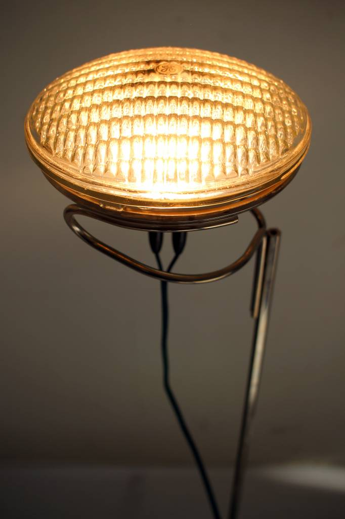 Toio vloer lamp doorAchille & Pier Giacomo Castiglioni