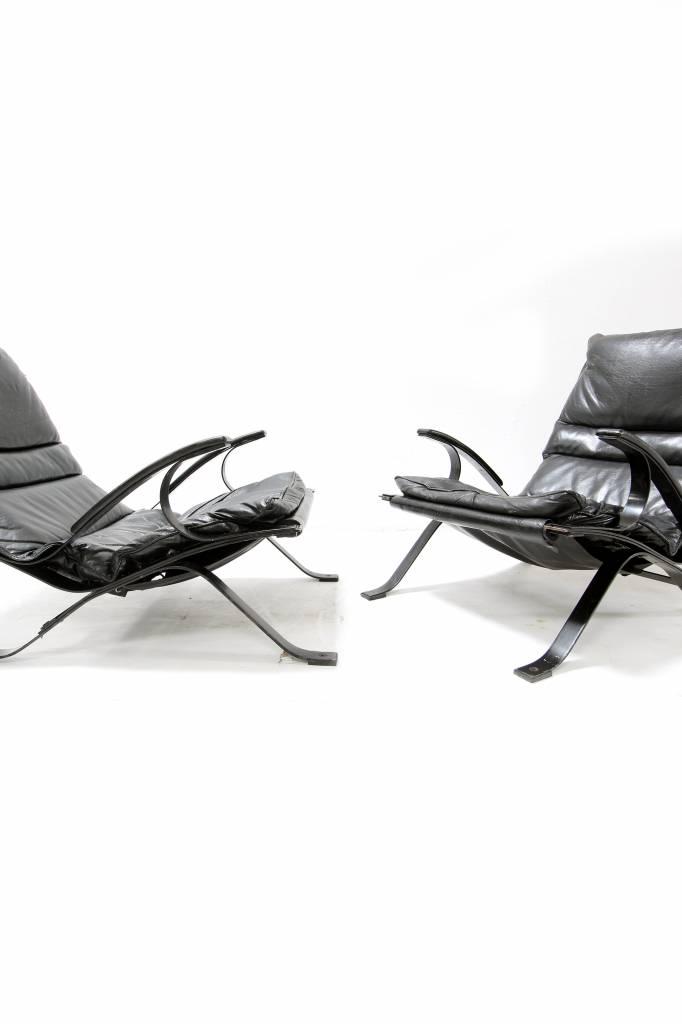 Tuman vintage design chairs by Pep Bonet 1969
