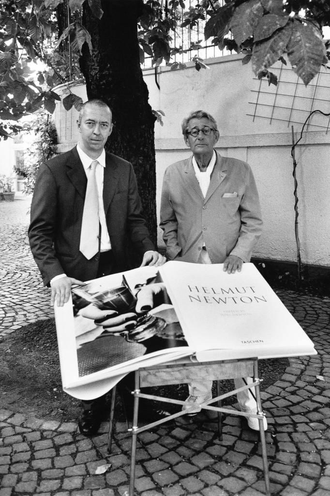 "Limited edition Helmut Newton XXXL boek ""Sumo"""""