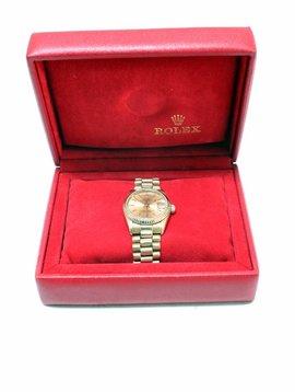 Gouden Rolex