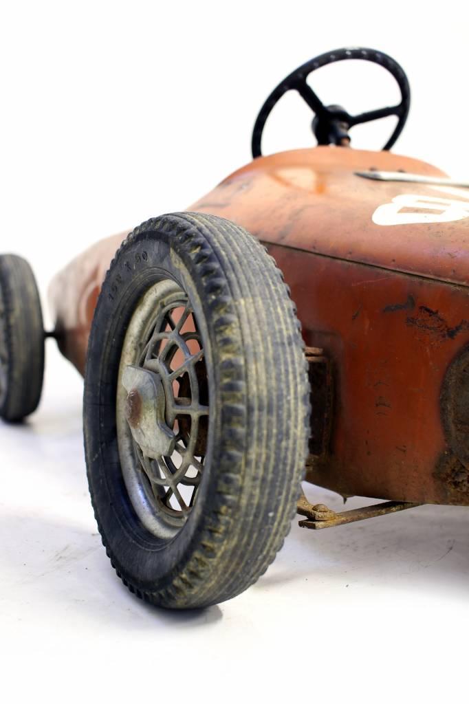 Ferrari Sharknose 1961 pedaal auto