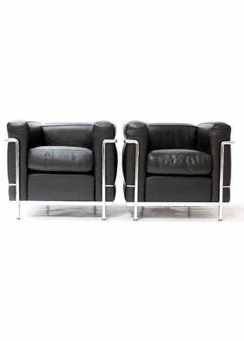 2 Le Corbusier LC2 1-zits