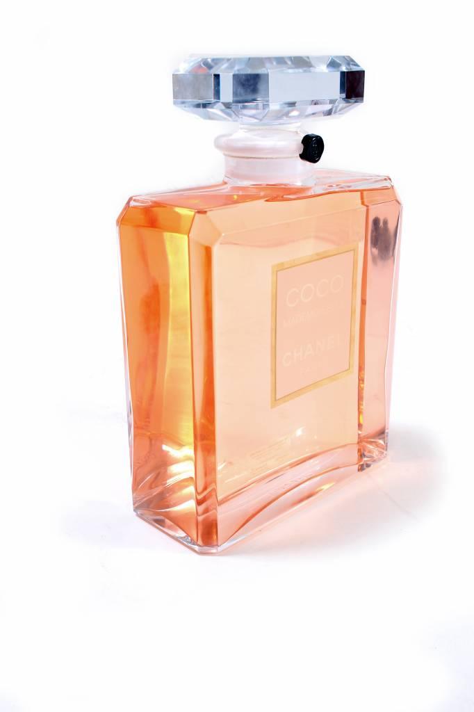 Grote originele flacon Coco Mademoiselle - Chanel
