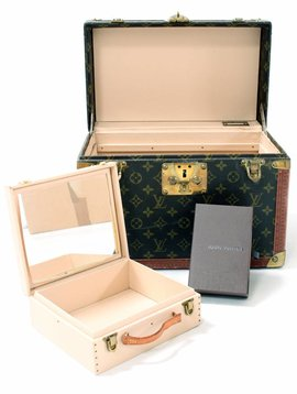 Original beautycase Louis Vuitton