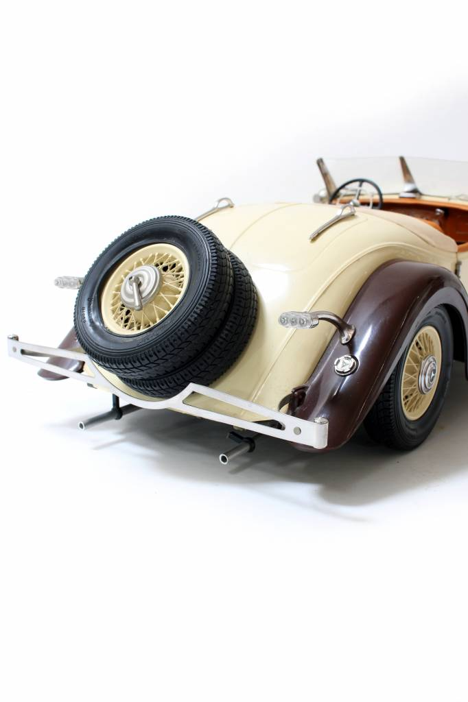 "Mercedes ""Roadster"" Pocher scale 1:8"