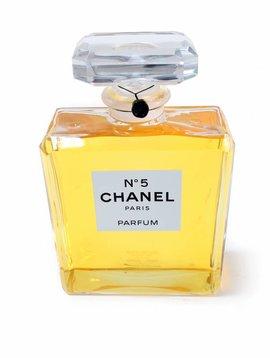Grote originele flacon Chanel n°5
