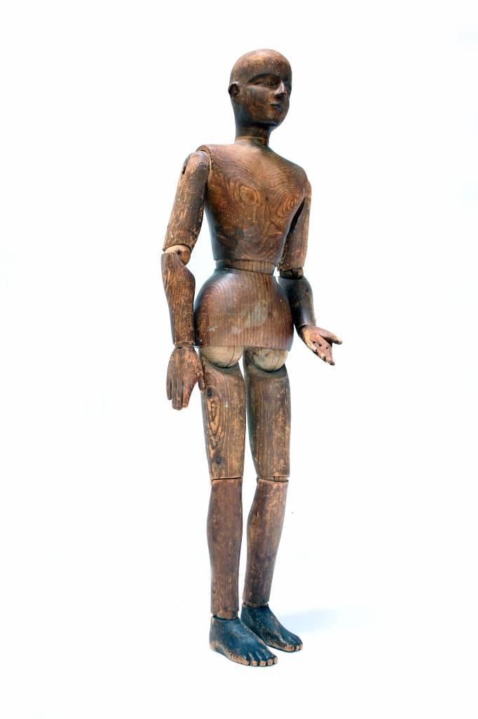 Antique artist figure 1900