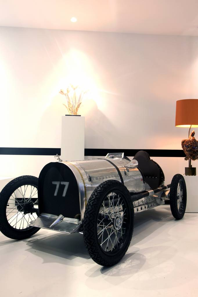 Pierce Arrow  racecar scale 1:2