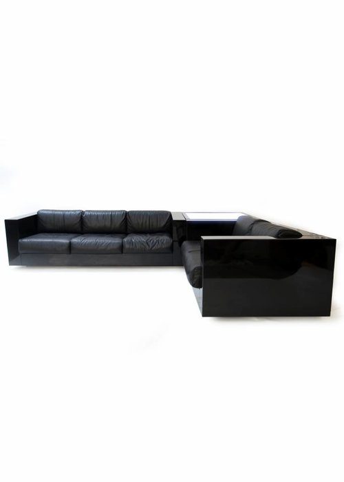 Sofa set by Massimo Vignelli, 1964