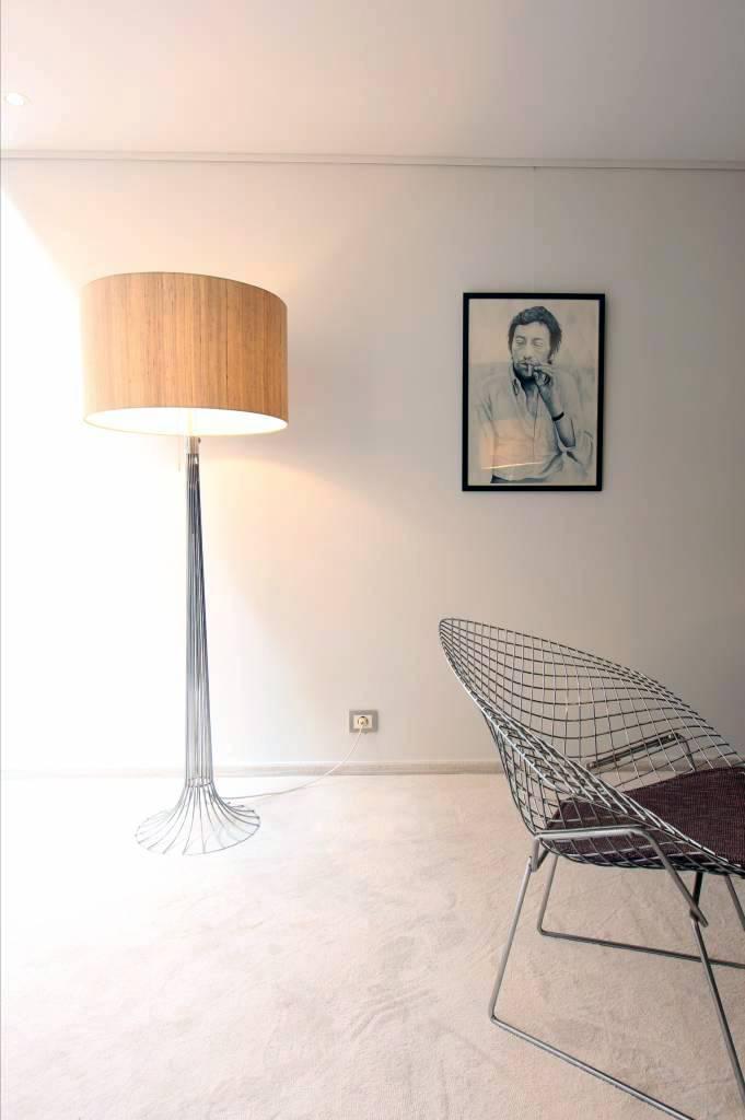 Vintage design floor lamp Verner Panton - Fritz Hansen