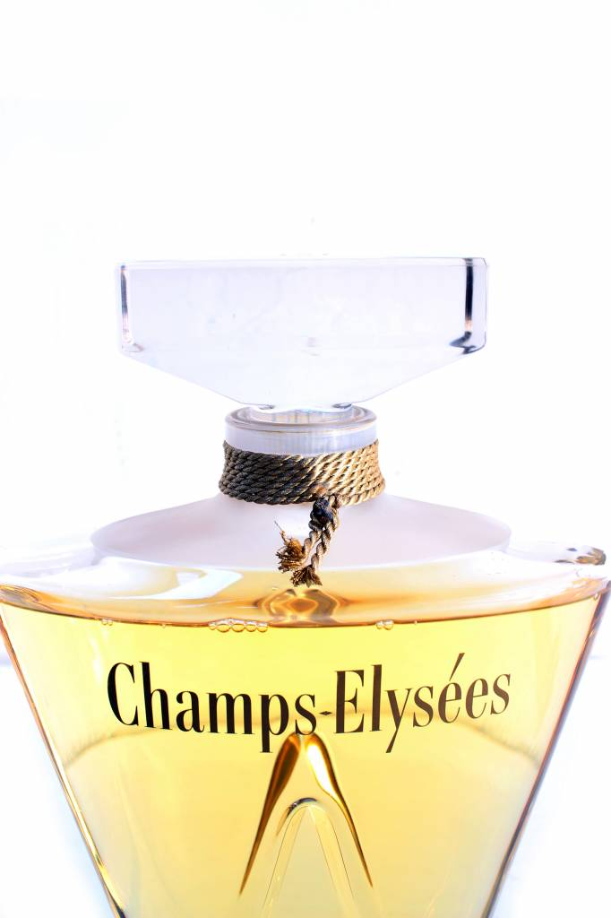 Guerlain XXL factice Champs Elysees