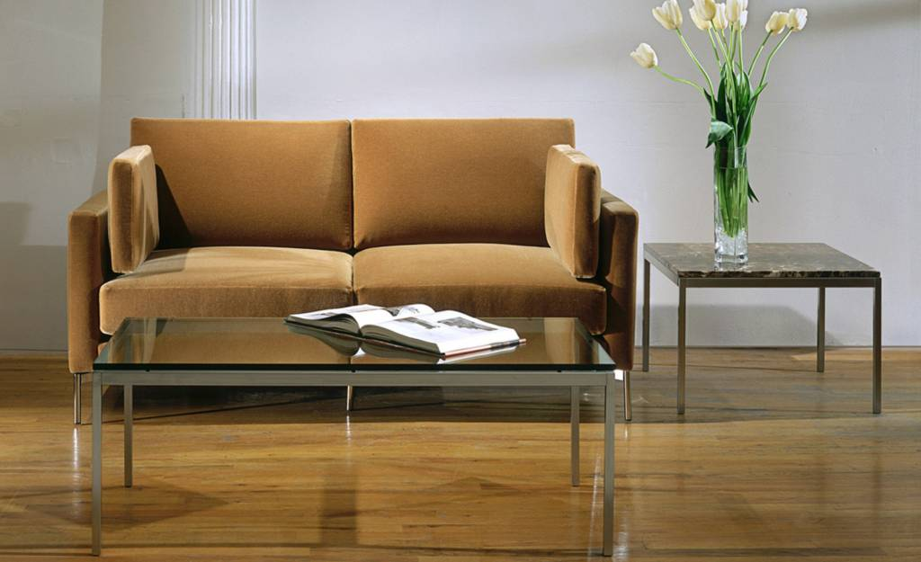 Vintage Florence Knoll Low Table Designed by Florence Knoll, 1954
