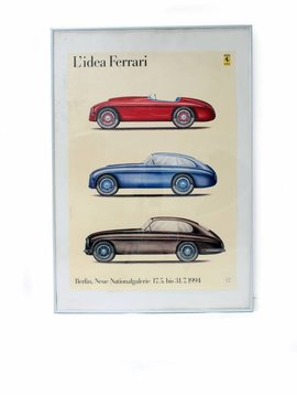"""""""L'idea Ferrari"""""""