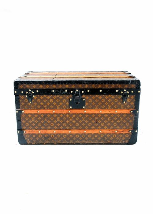 Louis Vuitton travel case 1898