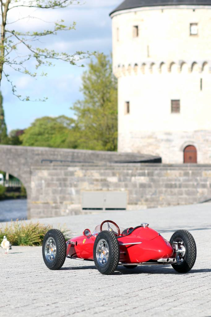 Ferrari Racecar decoratief