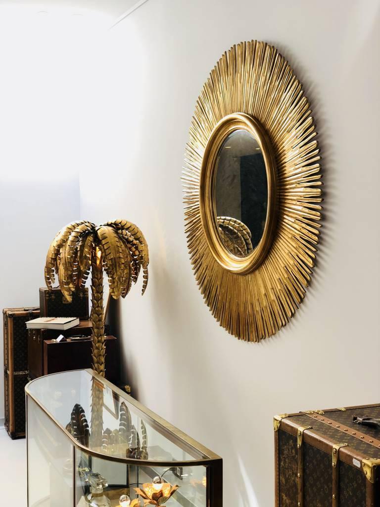 Large sun mirror