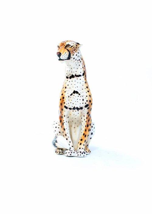 Ceramics leopard