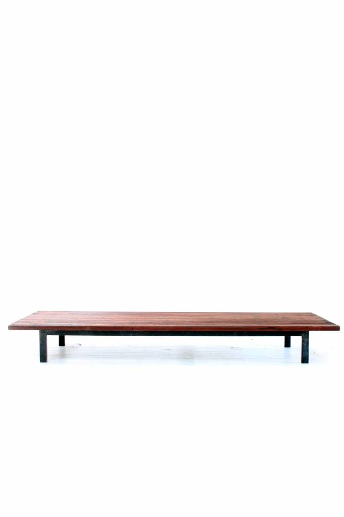 Charlotte Perriand Cansado Bench 1950
