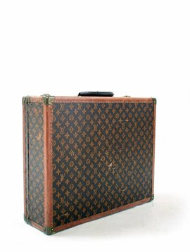 Louis Vuitton suitcase 1950