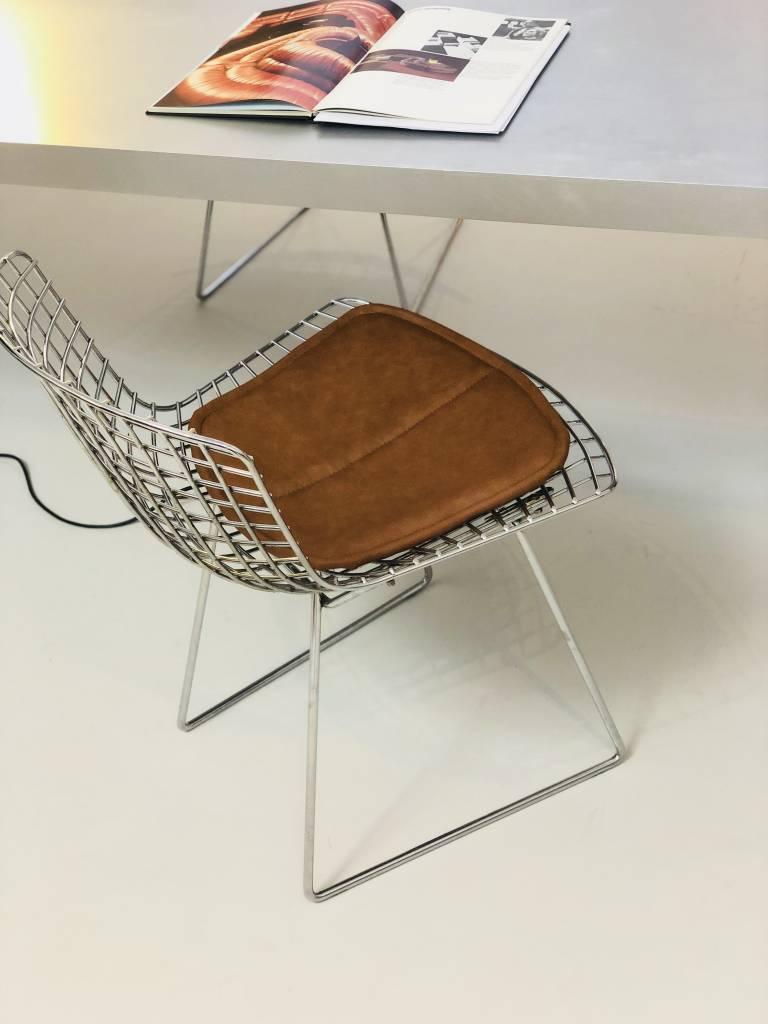 Bertoia stoelen voor Knoll