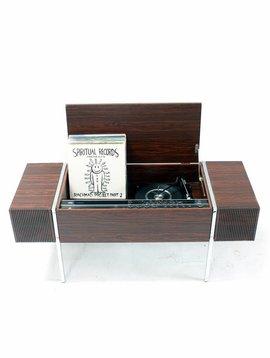 Vintage radio meubel