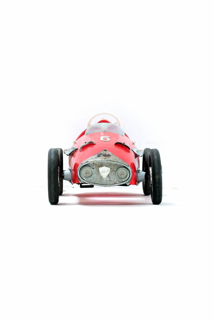 Vintage Ferrari pedaalauto 1964