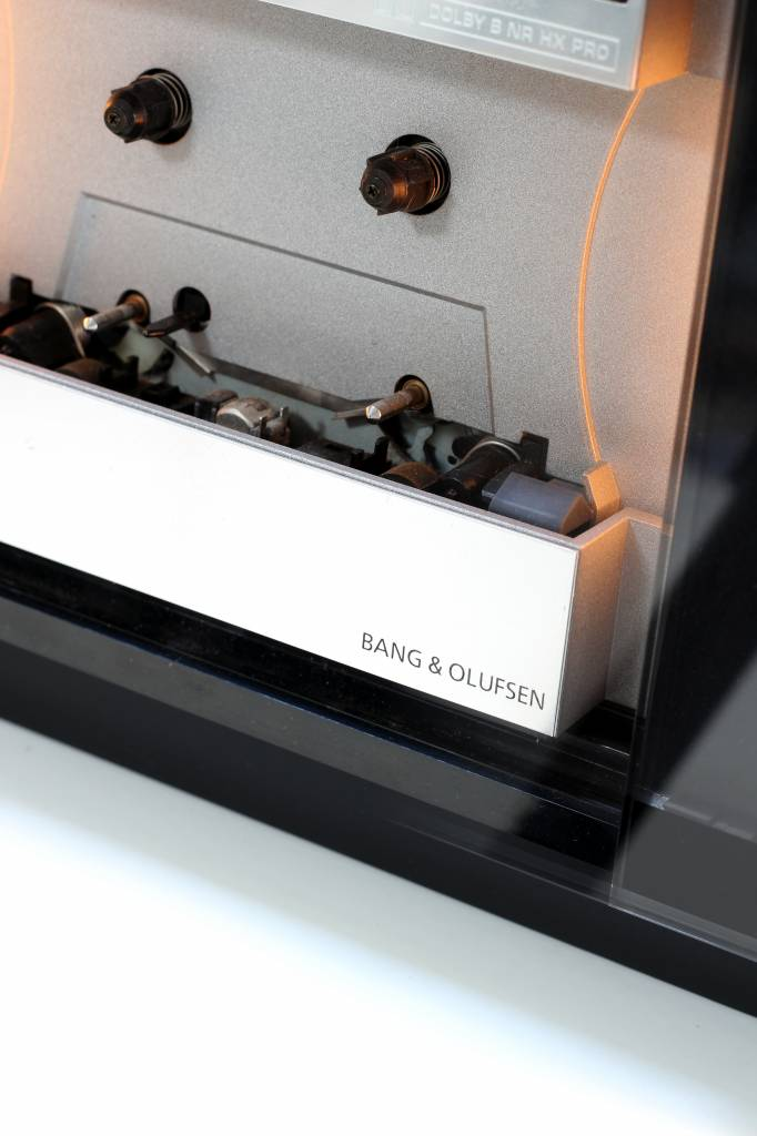 B & O installation with boxes